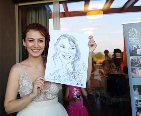 Caricaturi – marturii nunti