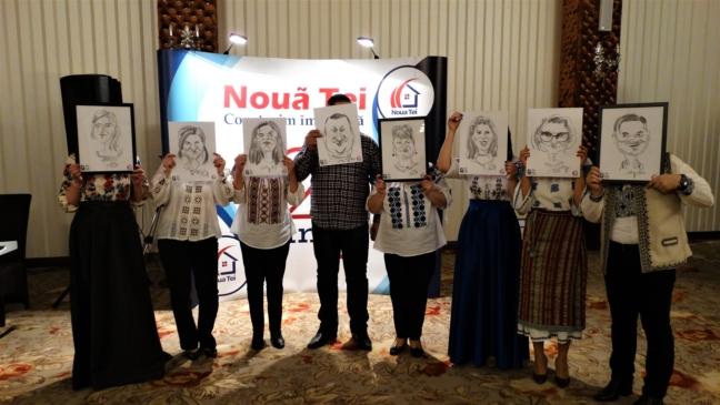 Eveniment corporate - Noua Tei, Ramnicu Sarat, Buzau