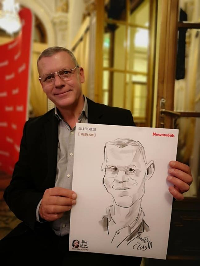 Caricaturi NewsWeek