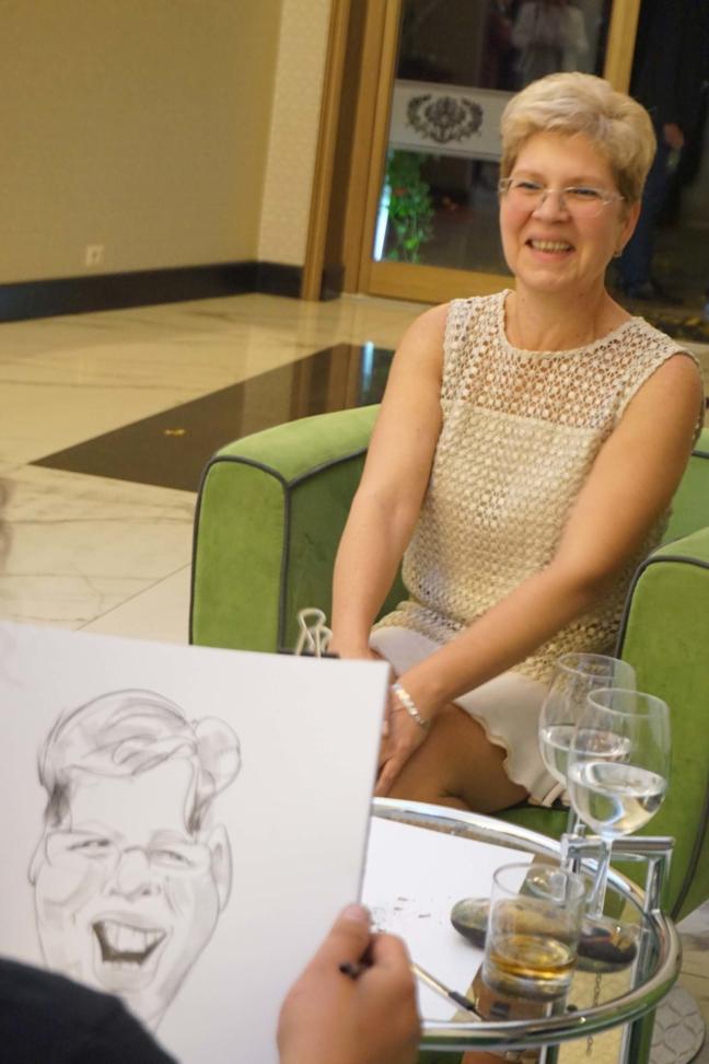 Marturii - caricaturi pentru nunti elegante