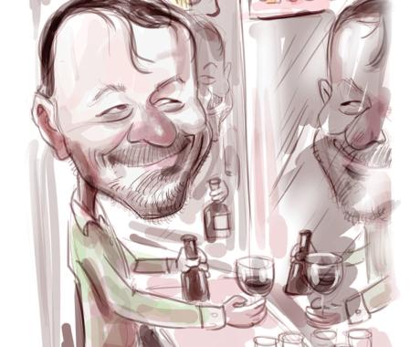 Un cadou original – caricatura digitala cu tematica
