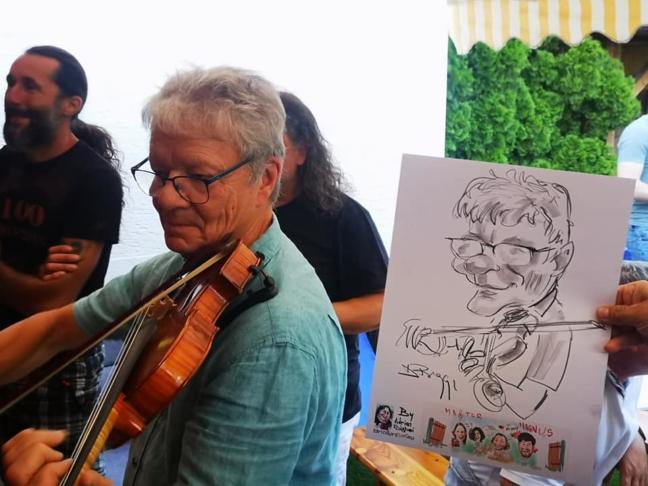 Caricaturi evenimente private