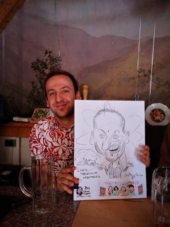 Caricaturi cu personalitate