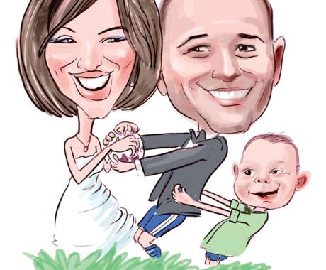Ilustratie pentru marturii la nunta