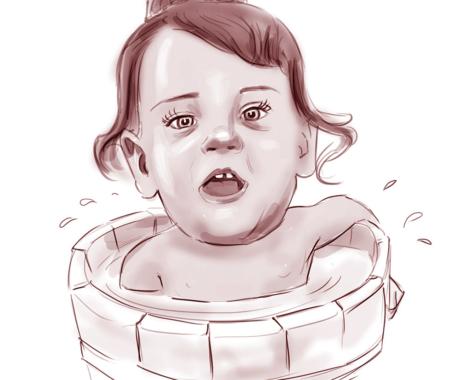 Caricaturi cadou pentru copii. Cadoul ideal pentru Craciun!