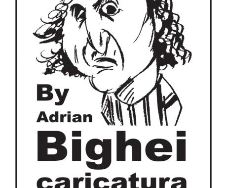 Caricaturist – Adrian Bighei