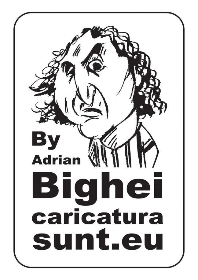 Caricaturist - Adrian Bighei
