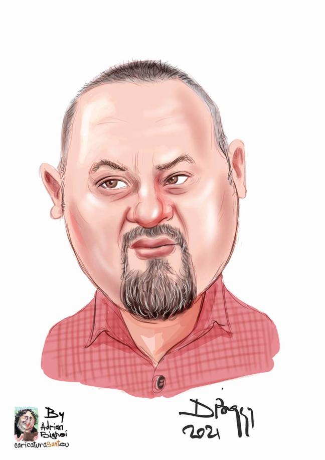 caricatura pentru sefi