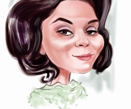 Caricatura – portret dupa poza