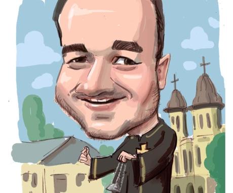 Caricatura portret