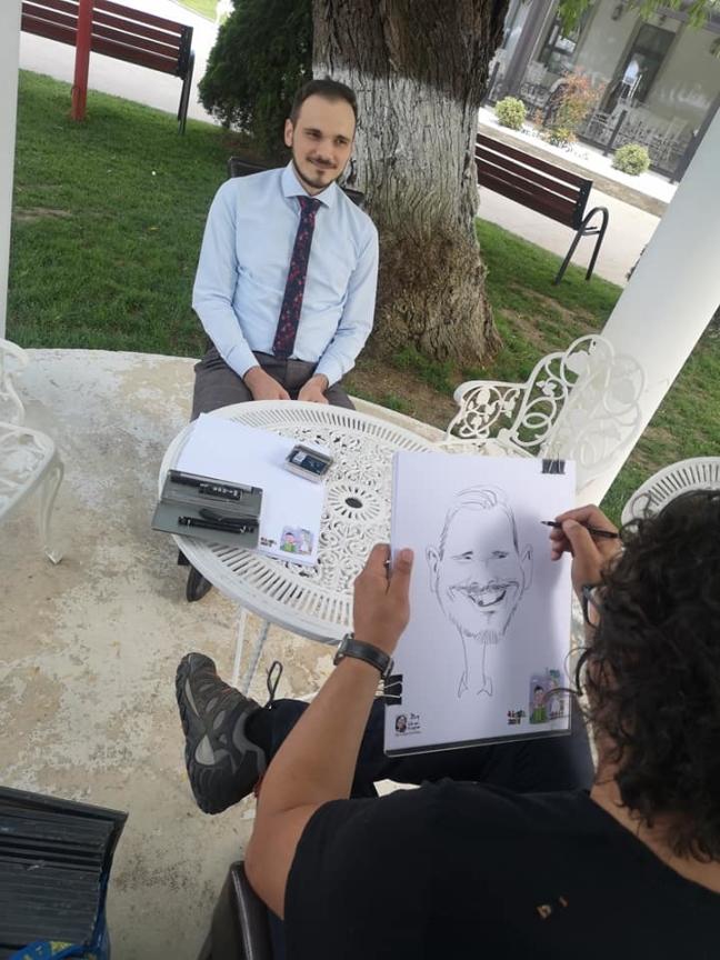 caricaturi la nunti