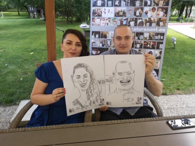 caricaturi cuplu 3