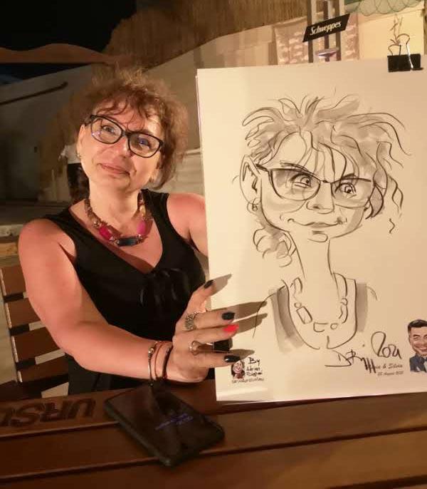 caricatura la evenimente